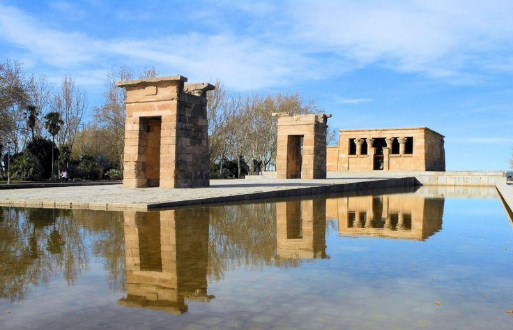 Templo de Debod, Madrid, Spain - 2016 - By: Fernando Vidal Echecopar
