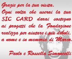 Fondazione Simoncelli e Qui Group insieme nel ricordo di Marco