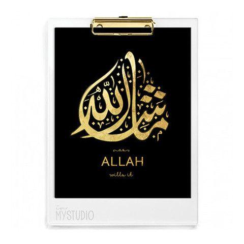 Masha' Allah Digital Print