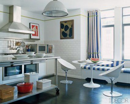 Elle Decor Kitchen Tables