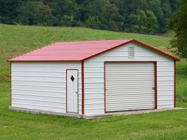 Metal Garage Buildings - Steelbuildinggarages.com  For purchasing the best quality metal or steel buildings you can visit the official website of steel building garages. They can provide you the pre-manufactures steel and metal buildings and garages at very affordable prices.