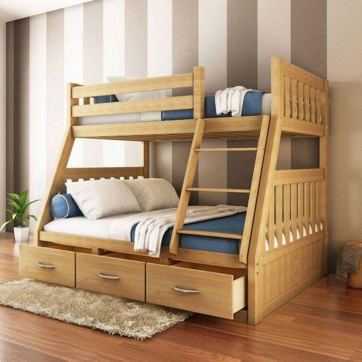 lit superpos original pourquoi et comment l 39 adopter chez vous chambre pinterest. Black Bedroom Furniture Sets. Home Design Ideas