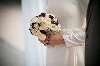 Элегантная свадьба в пражском замке Троя