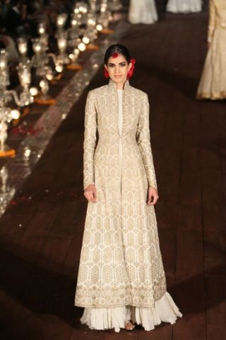 WIFW Spring Summer 2015 | Rohit Bal #WIFW2015 #Indiancouture