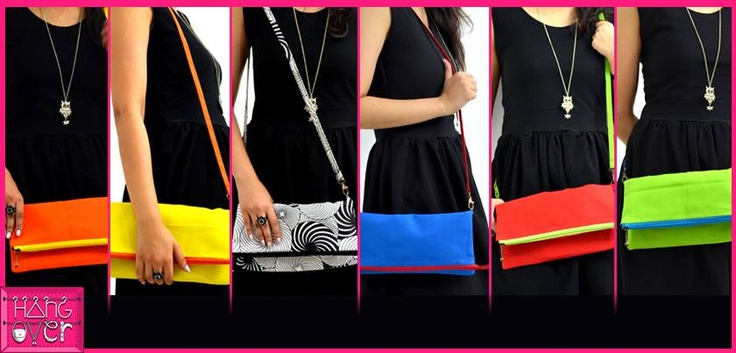 Colourful options...which ones would you want to own?