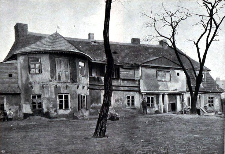 Dzielnica Praga Północ (Praga), Warszawa - 1900 rok, stare zdjęcia