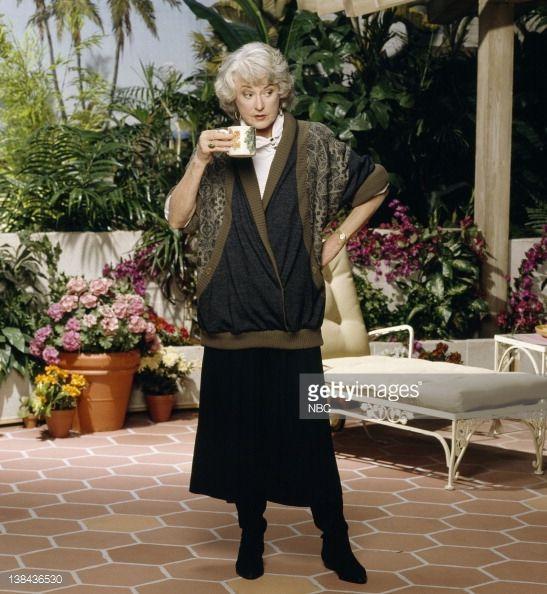 Bea Arthur as Dorothy Petrillo Zbornak