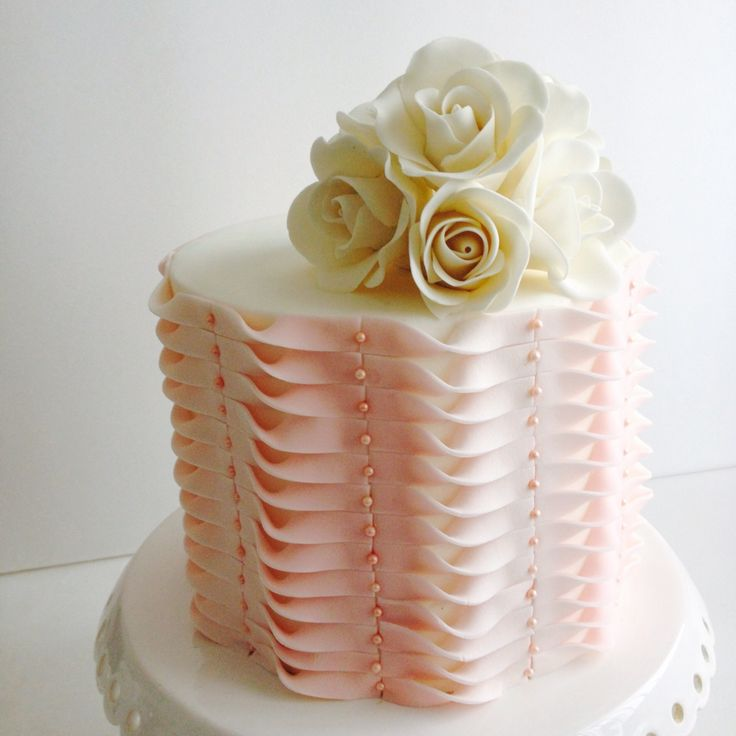 Cake Ideas Using Fondant : Best 25+ Fondant cake designs ideas on Pinterest Fondant ...