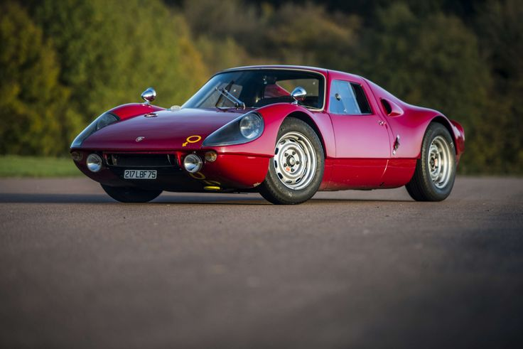 Porsche 904 GTS Marked The Manufacturer's Return To GT Racing #Porsche #Sportscar #Racing