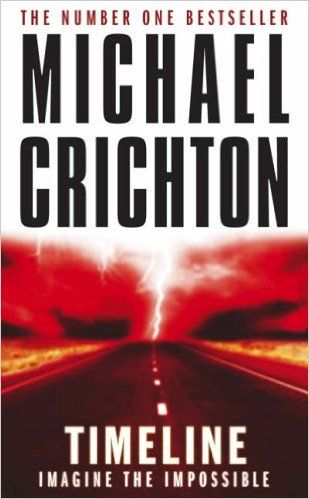Timeline: Amazon.co.uk: Michael Crichton: 9780099244721: Books