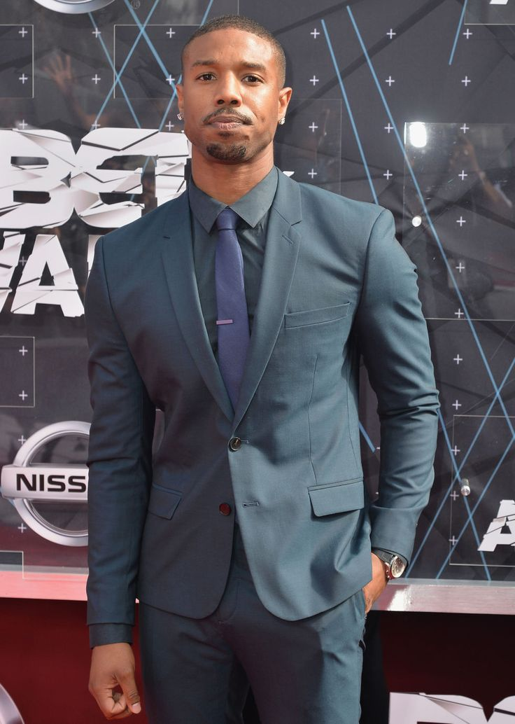 Check Out What Everyone Wore to the BET Awards 2015: Michael B. Jordan