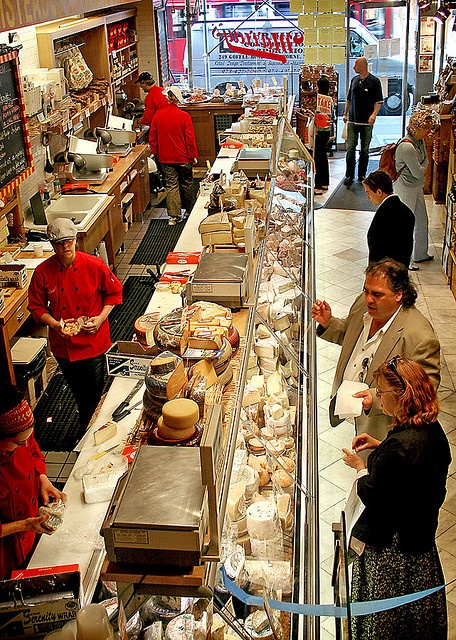 Murray's Cheese Shop, New York City, New York