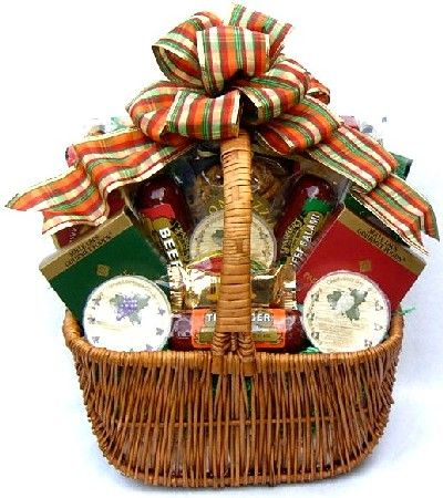 Who needs a Turkey when they can have a festive and beautiful gift basket overflowing with delicious gourmet sausage, assorted cheese and crackers and other tasty treats.  This fall gift basket is a Cut Above   all the rest.  Our A Cut Above Fall Gift Basket   makes for a great party hostess gift for Thanksgiving or any other fall holiday occasion. $89.99-189.99  http://www.littlegiftbasketboutique.com/item_887/A-Cut-Above-Fall-Gift-Basket.htm