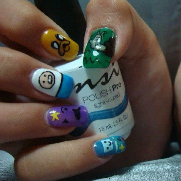 98 best NSI Nail Lovers Nail Art images on Pinterest | Lovers ...