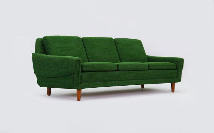 DUŃSKI Design SOFA Lata 60 70 VINTAGE Modern