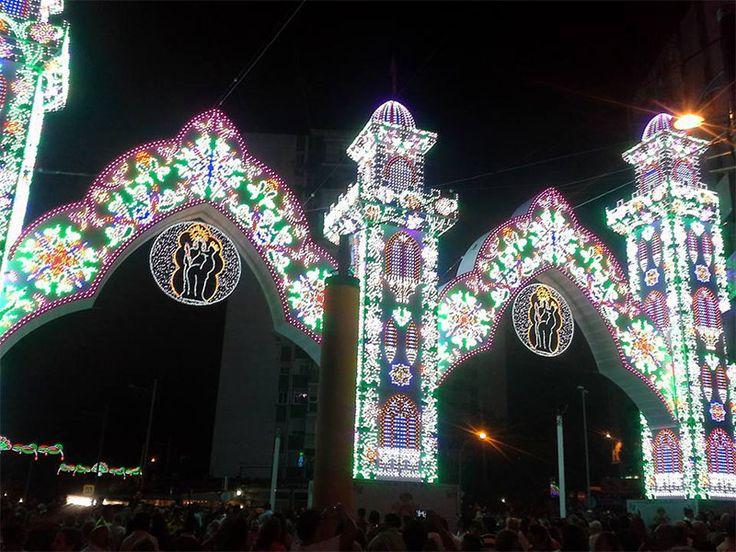 Feria Real de Algeciras 2015 (Antonio Muñoz/Horasur)