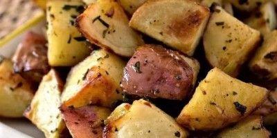 Tuscan Roasted Potatoes : Original Italian Recipe - EverybodyLovesItalian.com