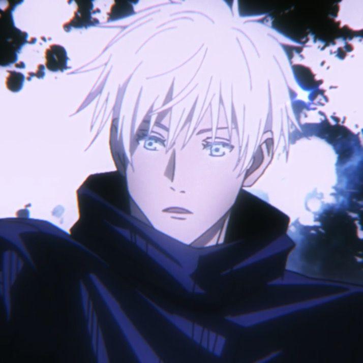 Satoru Gojo Anime Anime Wallpaper Anime Boy