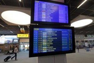 Ακυρώσεις πτήσεων λόγω της 4ωρης στάσης εργασίας και της 24ωρης απεργίας του Πανελλήνιου Συλλόγου Πτυχιούχων Τηλεπικοινωνιακών Υπαλλήλων ΥΠΑ την Τετάρτη 11 Νοεμβρίου και την Πέμπτη 12 Νοεμβρίου 201…