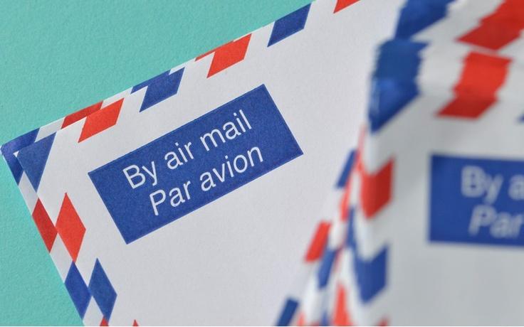 Faire-part Billet dAvion Airines