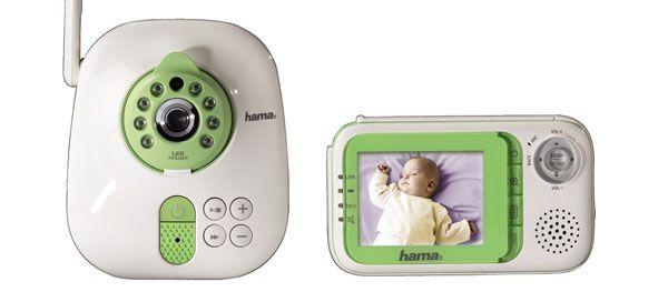 A Hama apresenta o kit Baby Control para babysitting ou monitorização de pessoas com necessidade de cuidados especiais.