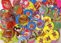 Tazos   60 brinquedos dos anos 80 e 90 que farão você querer inventar uma máquina do tempo