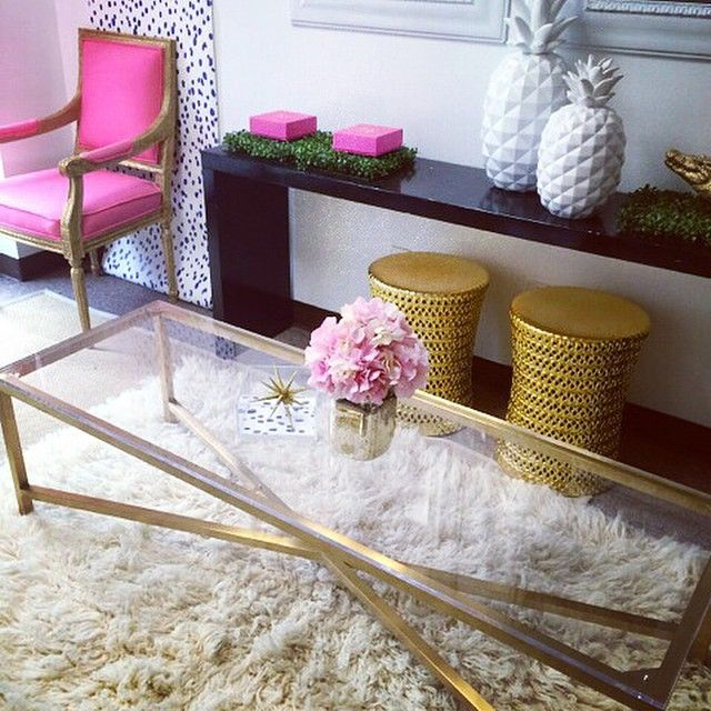 Best 25+ Pink Accents Ideas On Pinterest