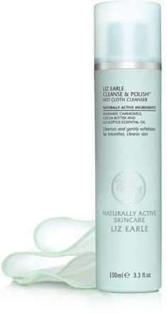 Liz Earle's Cleanse & Polish.  I've tried many cleansers, some with cloths, most without but this is the one I keep coming back to