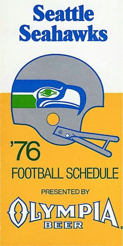 1976 Seattle Seahawks