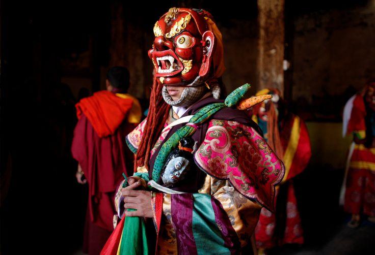 Traditional Bhutanese clothing, Bhutan