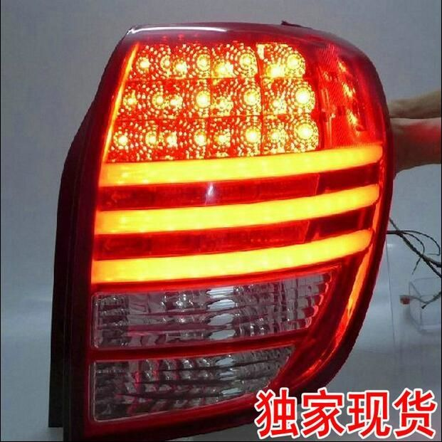 368.99$  Watch here - http://alimss.worldwells.pw/go.php?t=32789924724 - Hireno Car Styling for Chevrolet Captiva 2012 2013 2014 Tail Lights LED TailLight LED Rear Lamp +Brake+Park+Signal 368.99$