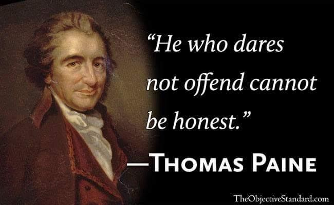 thomas paine common sense quotes - Google Search