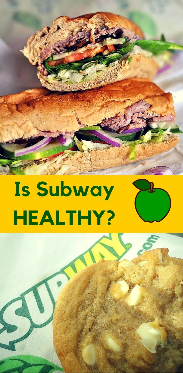 Subway Is Not Healthy