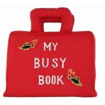 Soft Book - My Busy Book