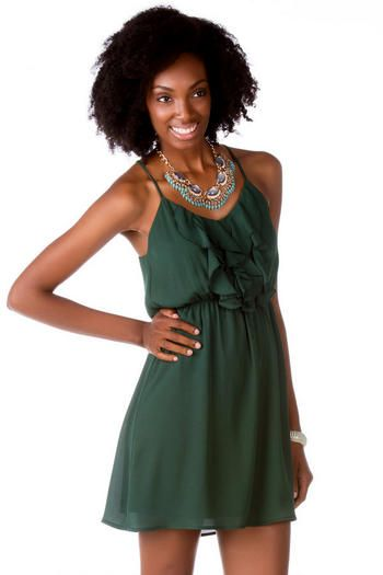 Francesca's | Womens Clothing Stores & Online Boutique - Baylor green, y'all!