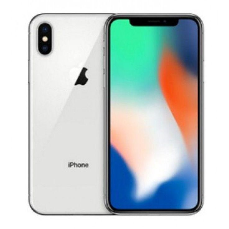 #iphone #apple #ios Apple iPhone X – 256GB – Silver AT&T/H20/CRICKET WIRELESS Smartphone Brand New 1,099.99       Item specifics     Condition:        New: A brand-new, unused,...