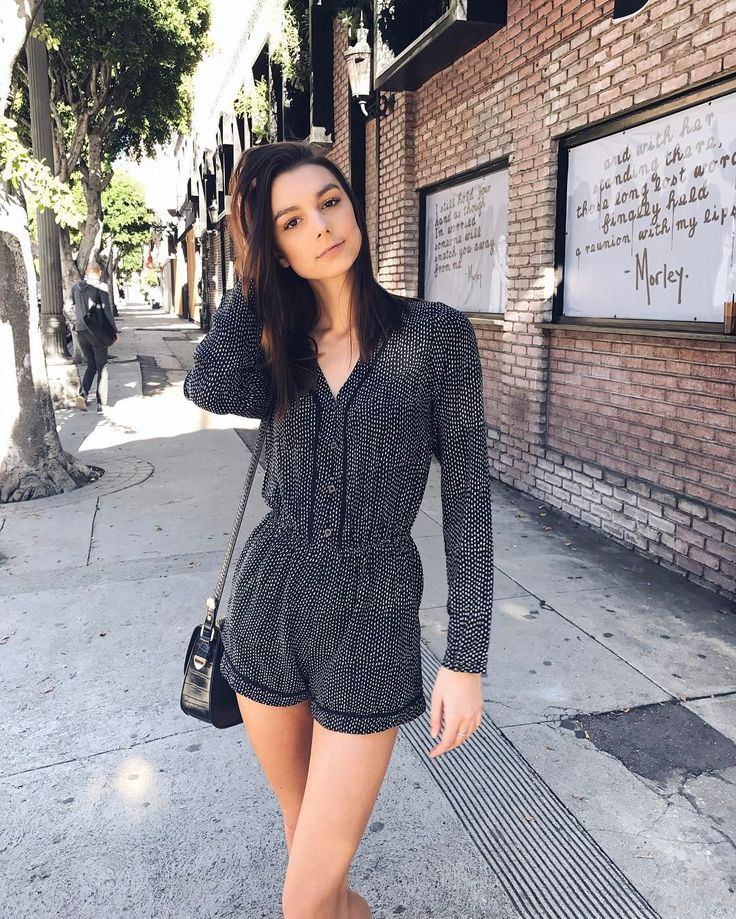 The PERFECT long sleeved romper. #MyLabelsofFreedom #OOTD #outfitoftheday #Spring