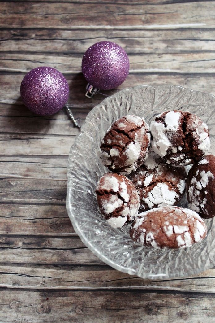 http://kathastrophal.de | Chocolate Snowballs // Schoko-Schnee-Kugeln