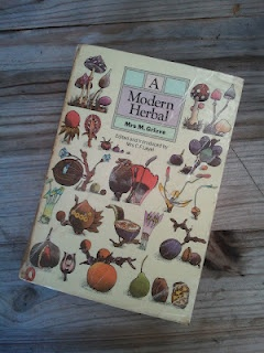A Modern Herbal by Maud Grieve