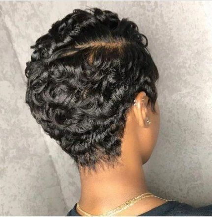 Frisuren Schwarze Frauen Weben Locken Kurze Frisuren 46 Ideen