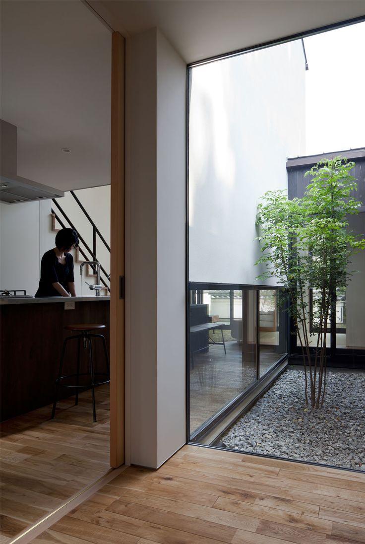 Niu House \ Yoshihiro Yamamoto of YYAA - Photographer: Yohei Sasakura
