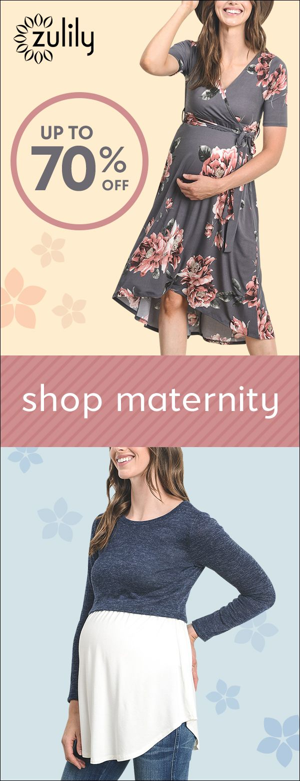 Sign up to shop maternity fashion, up to 70% off. Shop casual maternity clothes, maternity photo shoot dresses, maternity pants and more.