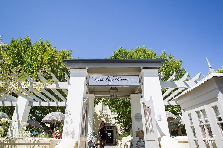 Step into our magical wedding venue - Hout Bay Manor & Pure Restaurant