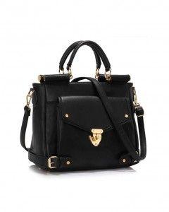 Fekete táska Twistie