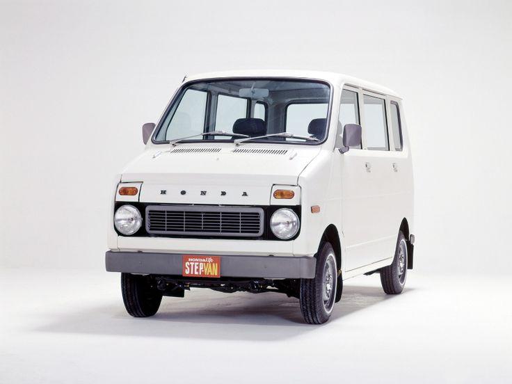 1971 Honda Life Step Van