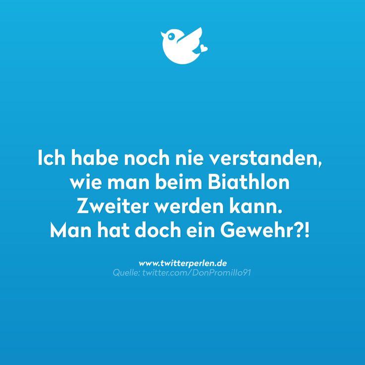 Biathlon...