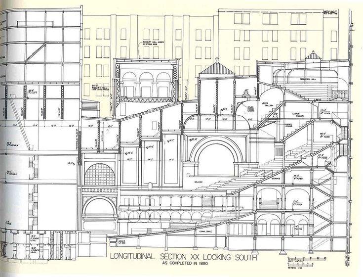 24 best architect - Louis Sullivan images on Pinterest ...