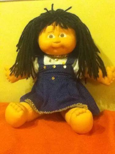 muñeca cabbage patch kids repollo original colección 80'