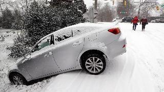 Winter Storm Helena Wreaks Havoc on the South