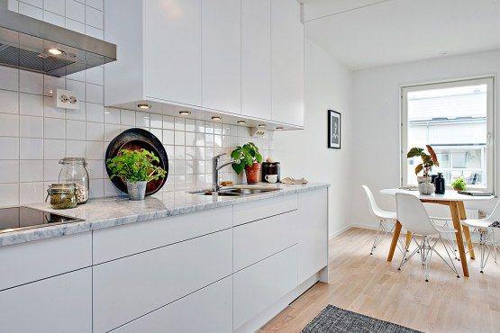 encimeras y en la cocina de mrmol interiors and kitchens